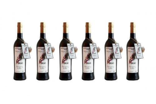 Caja de 6 botellas de AOVE Arbequina